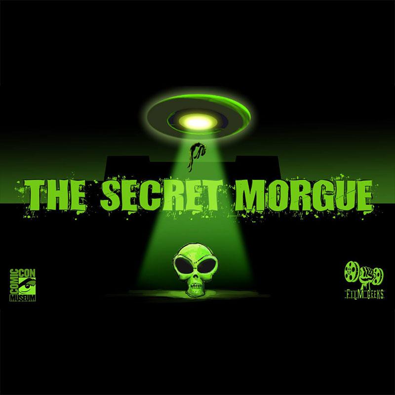 Secret Morgue2: Alien Autopsy Edition